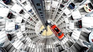 Abgas-Skandal: VW drohen Sammelklagen