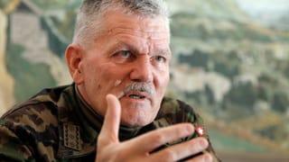 Die bisherigen Chefs der Schweizer Armee