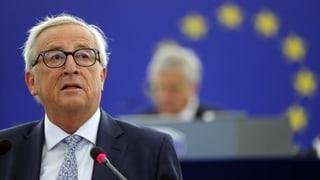 Juncker hatte auch schon stärkere Auftritte