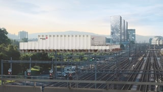 Der neue ZSC-Tempel heisst «Swiss Life Arena»