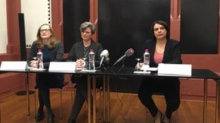 Zwei Frauen werden Basler Kulturchefinnen