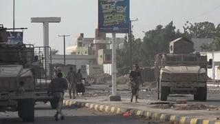 Viele Tote bei Kampf um Hafenstadt Hudaida