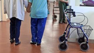 Zunehmende Nachfrage nach ambulanter Pflege im Aargau