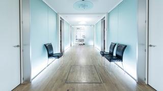 Spitäler suchen sich ihre Patienten in Ärztezentren