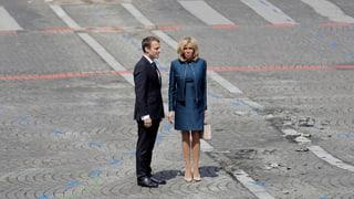 Brigitte Macron, Première Dame mit eigenem Budget: Die Idee kommt beim französischen Volk schlecht an. Wieso, das erfahren Sie hier.