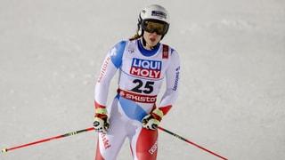Nagina medaglia svizra en il slalom gigant