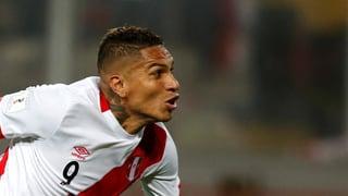 Fifa sperrt Peru-Star Guerrero nach positivem Dopingtest