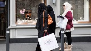 Burkaverbot kommt vors Volk