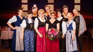 Landfrauenküche – la notg da las victuras