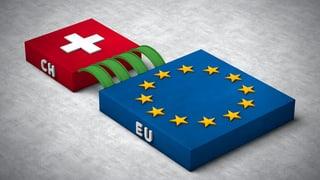 Schweizer sehen Bilaterale positiver als noch vor einem Jahr