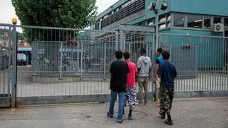 Schweiz darf weiterhin Flüchtlinge nach Italien zurückschaffen
