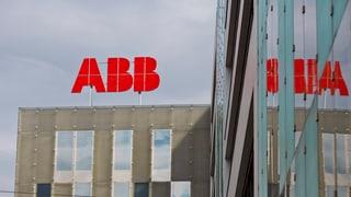 ABB Schweiz mit leichtem Wachstum