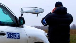 OSZE mahnt: Lage in Ostukraine weiter prekär