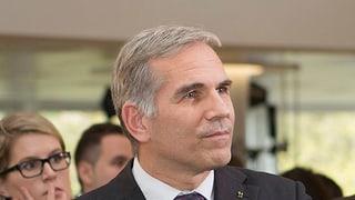 SVP-Grossrat Lorenz Nägelin kann zur Sanität zurück