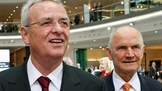 Führungsstreit bei VW: Ergebnis von Krisentreffen bleibt geheim