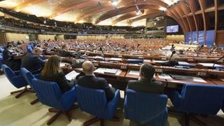 Der Europarat kann nicht mit – aber auch nicht ohne Russland