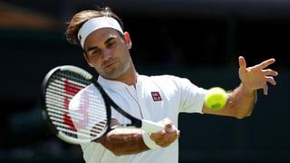 Federer überrascht mit Wimbledon-Outfit
