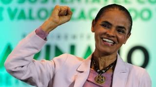 Wahlen in Brasilien: Silva rückt Rousseff gefährlich nahe