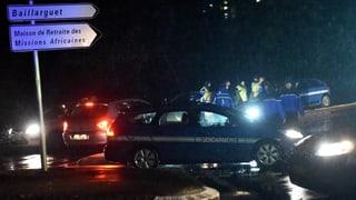 Vermummter tötet in französischem Altersheim eine Angestellte