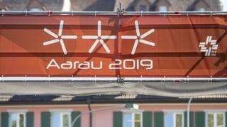 Ein Rekord-Turnfest kommt auf die Region Aarau zu