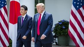 Trump stellt Einladung an Kim in die USA in Aussicht