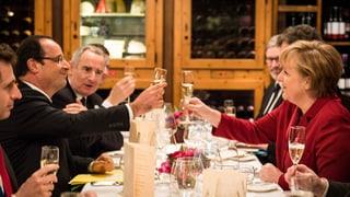 Deutschland und Frankreich feiern 50 Jahre Freundschaft