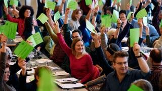 Optimistische Grüne vor Atom-Abstimmung