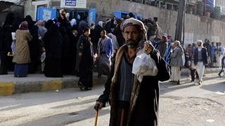Zweieinhalb Milliarden Dollar für Jemen