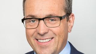 Ruedi Eberle will in die Regierung