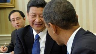 Obama trifft Xi: Beziehungspflege in der Wüstenoase