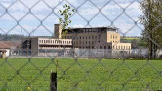Zwei Häftlinge aus Strafanstalt geflohen