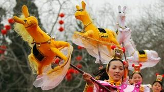 Chinesisches Neujahr: Schlaues App-Marketing mit altem Brauch