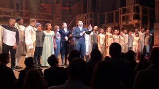 Musical-Gruppe richtet mahnende Worte an künftigen US-Vize