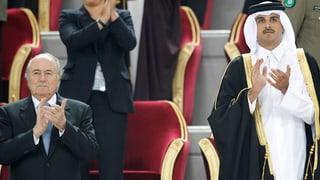 «Moderne Sklaverei» auf WM-Baustellen in Katar
