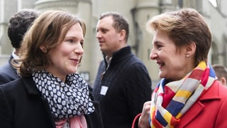 Woher kommt der Frauen-Erfolg in der Berner Politik?