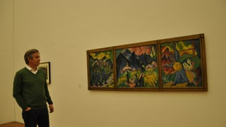 Mintga ovra d'art ha sia istorgia - ma tgenina?