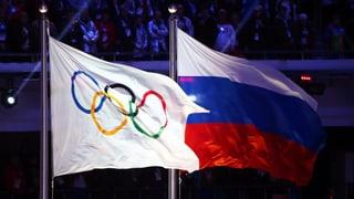 IOC-Entscheid: Freude in Russland, Unverständnis weltweit