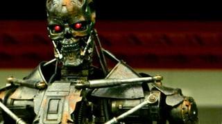 Was, wenn Roboter in den Krieg ziehen?