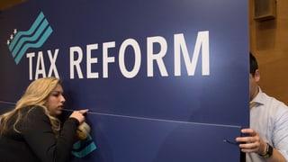 «Irgendeinmal ist Zahltag»: US-Korrespondentin Isabelle Jacobi über die Folgen der ambitionierten Steuerreform.