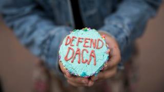 «Die Dreamer sind Trumps Spieleinsatz für die Mauer zu Mexiko»