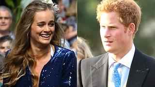 Prinz Harry und Cressida Bonas: Haben sie den Segen der Queen?