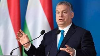 Orbans Partei weht in Brüssel ein rauer Wind entgegen