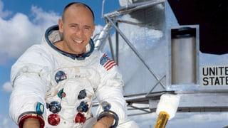 Mondfahrer Alan Bean 86-jährig gestorben