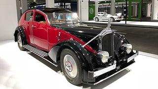 Grand Basel will Autosammler mit grossem Portemonnaie anlocken