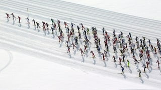 Il Maraton da skis engiadinais vul daventar dapli ch'in event (Artitgel cuntegn audio)