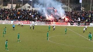 Cupspiele: Aargau gewinnt mit 2:0, Wohlen verliert 1:2