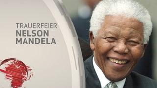 Tagesschau Spezial: Trauerfeier für Nelson Mandela