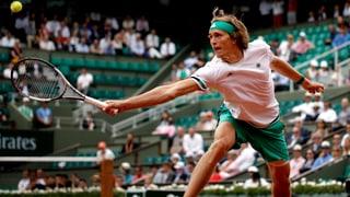 Round-Up: Zverev draussen, Murray gibt Satz ab