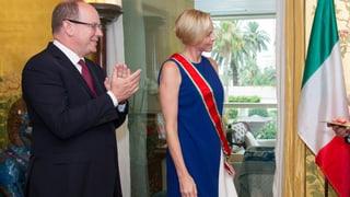 Charlène von Monaco: So gut versteckt sie ihr Babybäuchlein