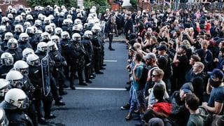 Polizeigewerkschafter: «Politik hat uns nicht ernst genommen»
